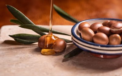 THE WONDERS OF ARGAN OIL