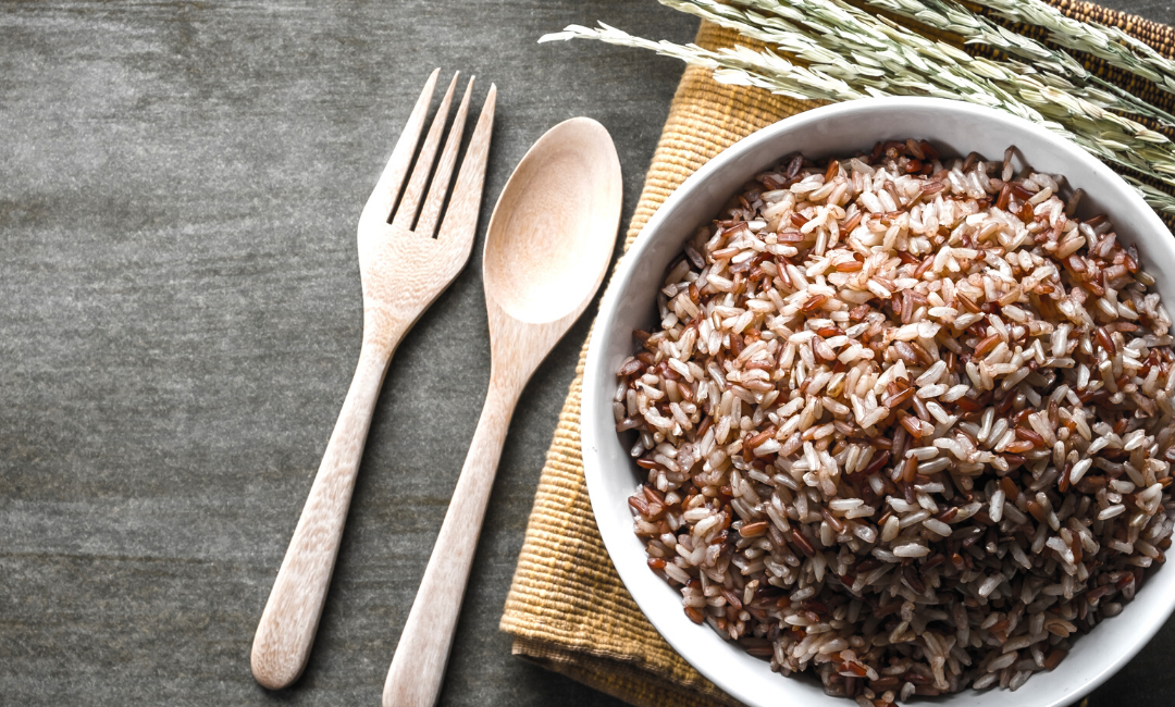 BROWN RICE, YOUR GO TO BEAUTY ENHANCER