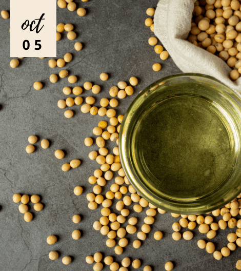 5 BENEFITS OF SOYBEAN OIL THAT IS GOOD FOR YOUR BEAUTY AND WELL-BEING